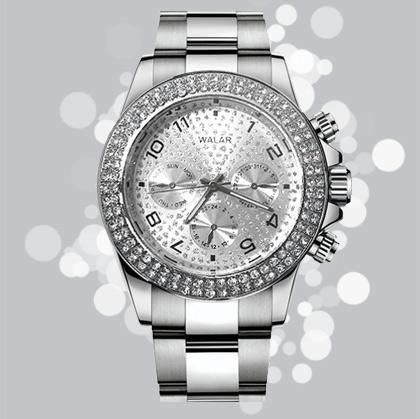 62a6298972ef6 خرید پستی ساعت رولکس مردانه و زنانه نقره ای و طلایی اصل