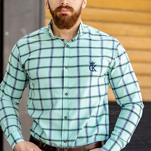 پیراهن مردانه Floy مدل T9402