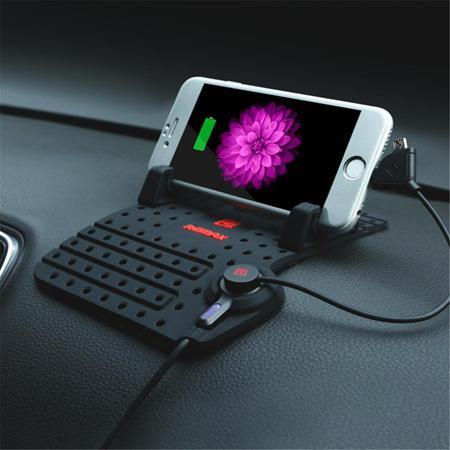 پایه نگهدارنده موبایل خودرو remax