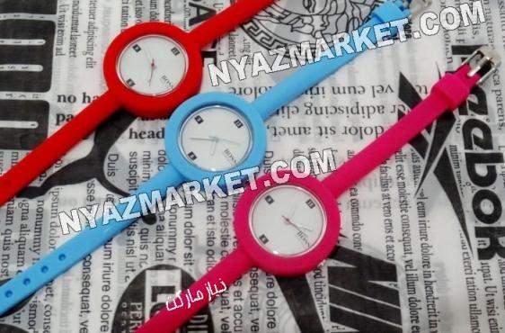 ساعت boss رنگی مدل جدید 2013