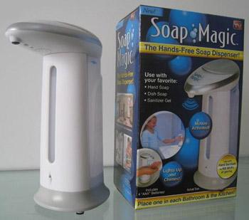 خرید صابون ریز اتوماتیک - Soap Magic