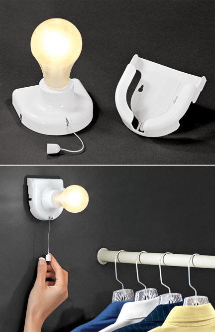 لامپ اضطراری هندی بال